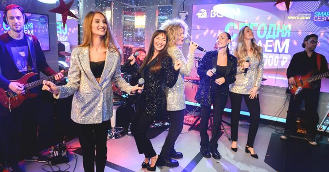 Миллион на Новый год: «Авторадио» провело пятый финал игры «Много денег. SMART Сезон» - Новости радио OnAir.ru