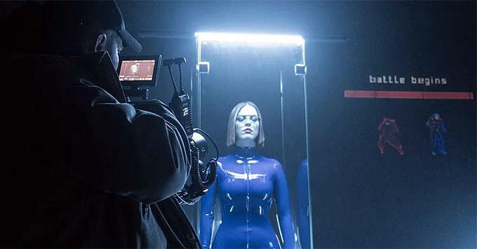 «Роботы» от WineSmoke: победительница конкурса «Нового Радио» выпустила клип - Новости радио OnAir.ru