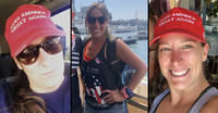 Женщиной, расстрелянной 6 января в Капитолии США, была Эшли Бэббитт