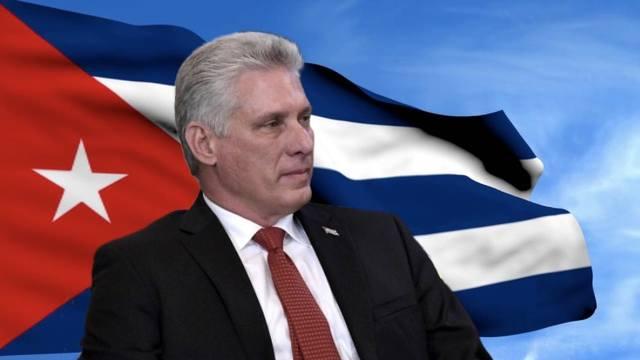 Президент Диас-Канель против формулировки мягкого переворота на Кубе