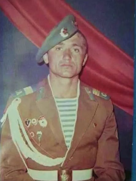 Герой России Юрий Никитич