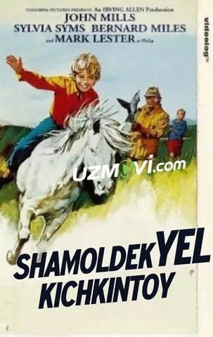 Shamoldek yel kichkintoy