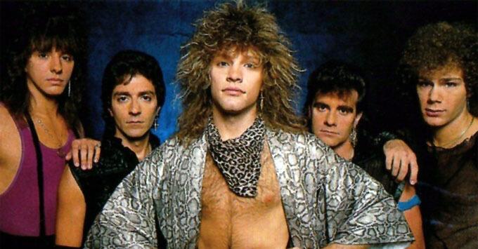 День с Легендой на Эльдорадио: Bon Jovi - Новости радио OnAir.ru