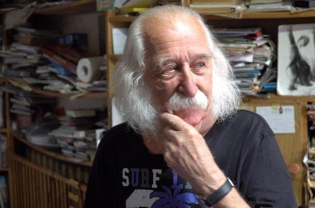 Украинский художник Иван Марчук