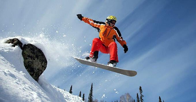 Радио ENERGY приглашает на этап Кубка мира FIS по сноуборду - Новости радио OnAir.ru