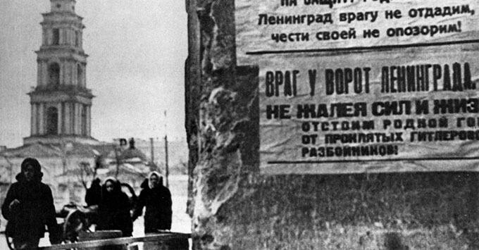 О блокадном Ленинграде на «Авторадио – Санкт-Петербург»