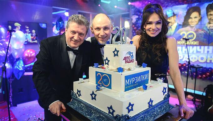 20-летие Мурзилок отметили большим праздничным радиомарафоном - Новости радио OnAir.ru