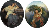 Гун Карл Федорович (1831 - 1877); Орлов Пимен Никитич (1812 - 1865)