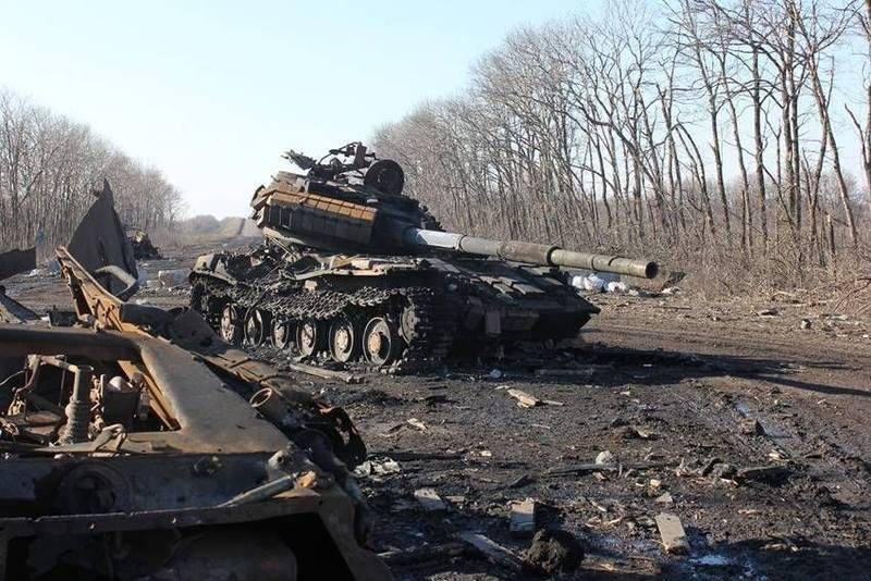 Итоги танкового боя
