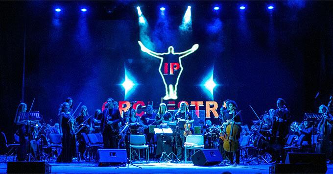«Авторадио – Санкт-Петербург» приглашает на «Рок-хиты с симфоническим оркестром IP Orchestra»