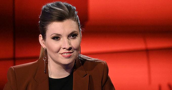 Скабеева осудила людей за просмотр слитого видео с ее участием - Новости радио OnAir.ru