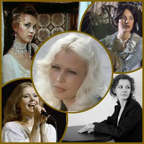 Невероятно красивые женщины и нежные романсы из русского кино