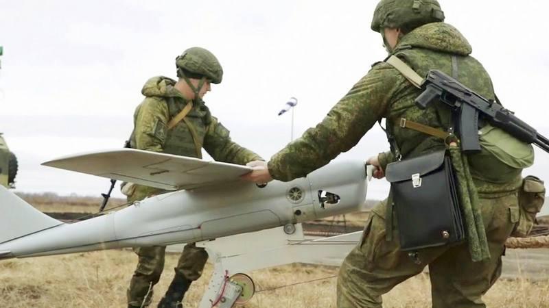 Батальонное тактическое учение на полигоне Хмелевка в Калининградской области.