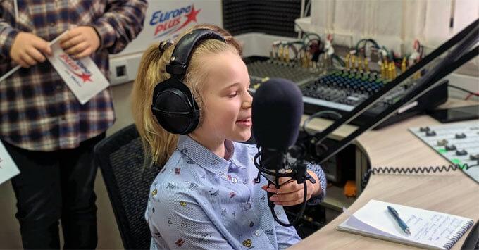 ГК «F-media» провела акцию «Радио детям» - Новости радио OnAir.ru