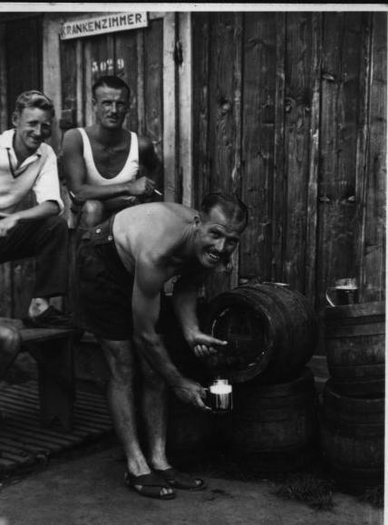Как питались заключённые немецких концлагерей