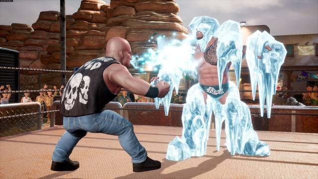 WWE 2K Battlegrounds Digital Deluxe Edition [ver.1.5.0.5] *2020* [+DLC] [MULTI-ENG] [EXE]