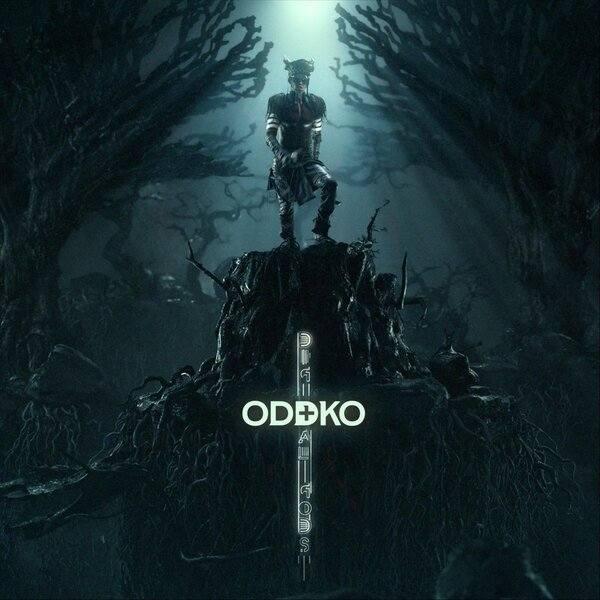 альбом Oddko - Digital Gods [EP] (2020) FLAC в формате FLAC скачать торрент