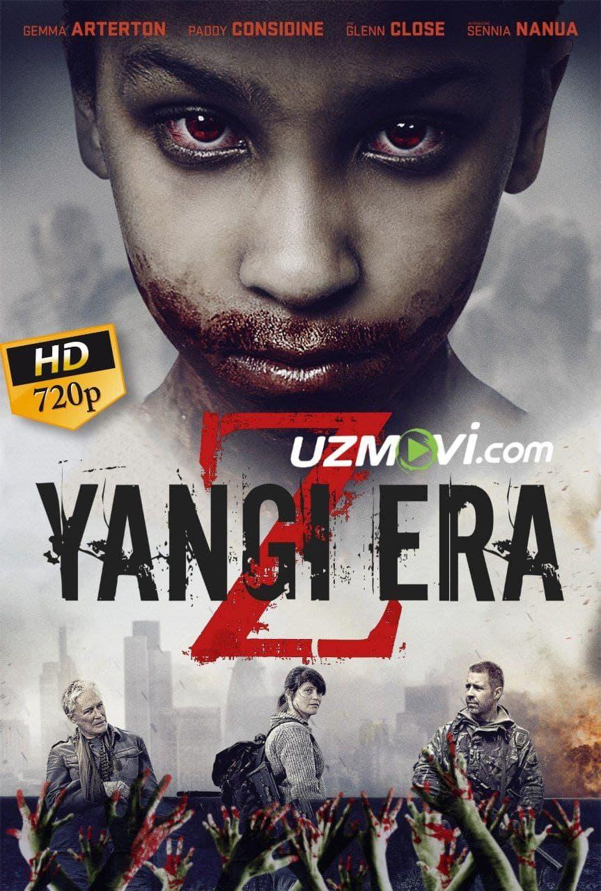 Yangi Era Z premyera zombi film uzbek tilida