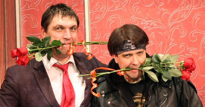 «Юмор FM – Санкт-Петербург» приглашает на спектакль «Двое в лифте, не считая текилы» - Новости радио OnAir.ru