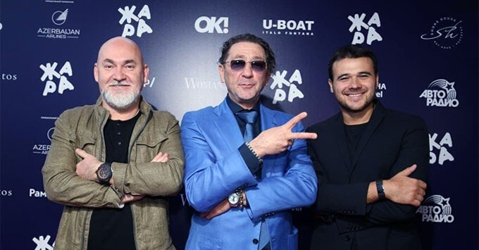 Эмин Агаларов объявил, что фестиваль «Жара» пройдет в июне в Москве - Новости радио OnAir.ru