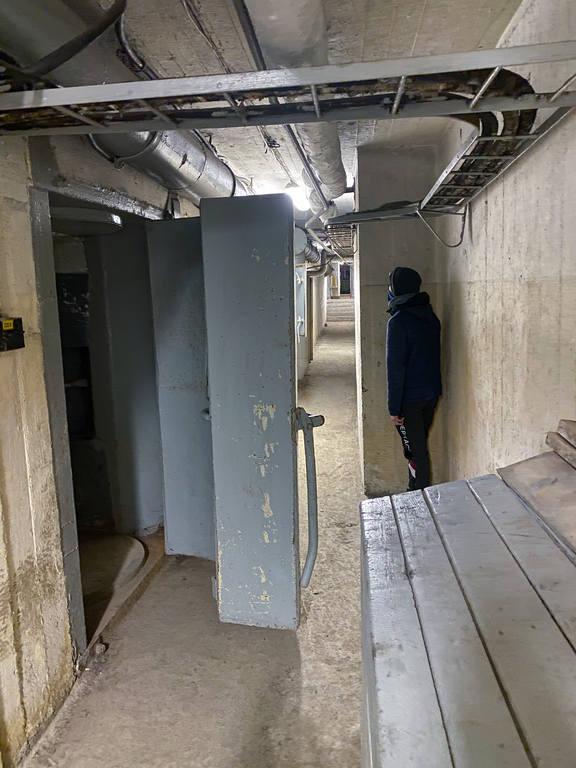 Резервный пункт управления Прибалтийской железной дороги или Секретный объект №100
