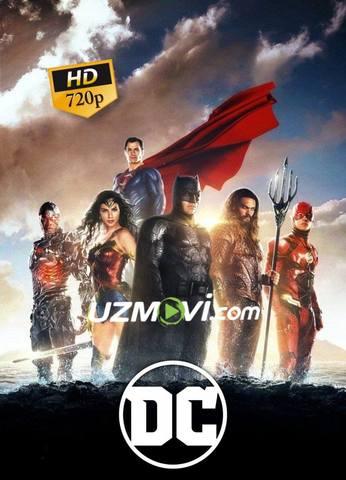 DC kino olamiga kiruvchi barcha filmlar to'plami