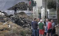 Франция, фермеры, протесты, президент