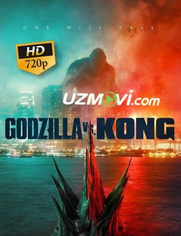 Godzilla King kongga qarshi premyera uzbek o'zbek tilida