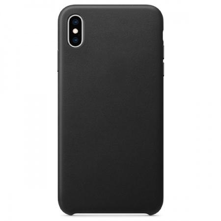 Чехлы Leather Case на Iphone X/XS