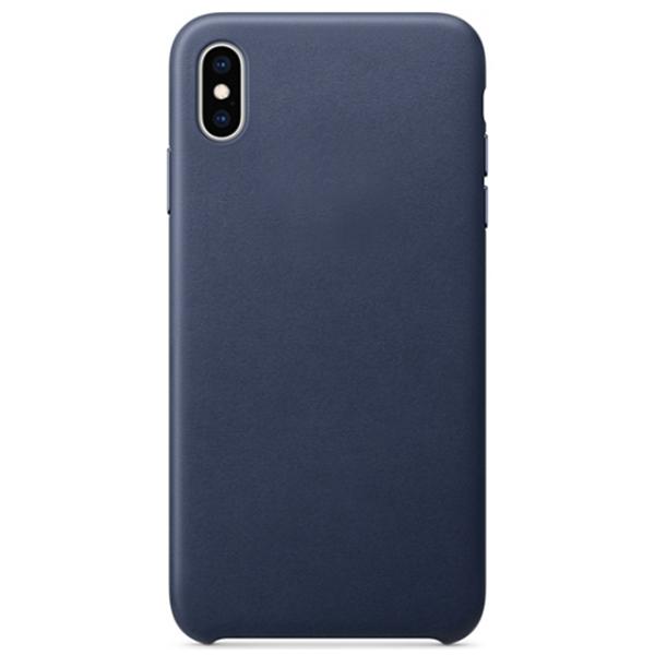 Чехлы Leather Case на Iphone XR