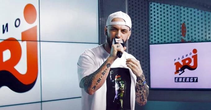 Рэпер ST разыграл ведущих Радио ENERGY в прямом эфире - Новости радио OnAir.ru