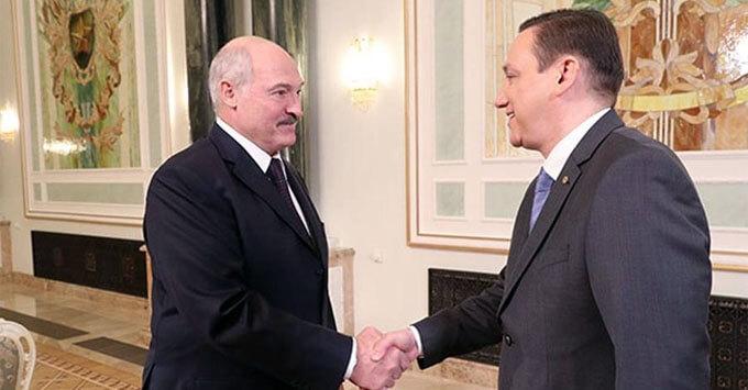 Лукашенко назначил нового министра информации Белоруссии - Новости радио OnAir.ru