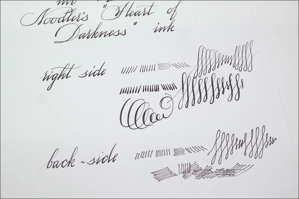 Noodlers Heart of Darkness. Lenskiy.org