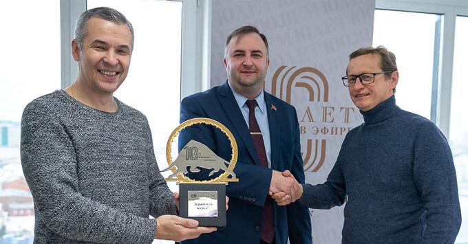 «Business FM Челябинск» продолжает праздновать десятилетие - Новости радио OnAir.ru
