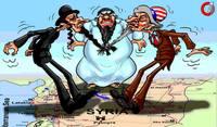 Сауды, матрасники и сионисты завязались на Ближнем Востоке