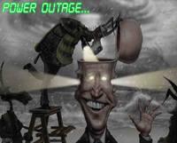 Joe Biden Power Outage