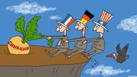 Больше санкций разных