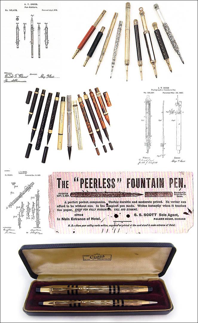 The Cross Pen Company history. Lenskiy.org
