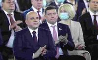 Мишустин, 2021-04-21. Россия, правительство, президент, послание