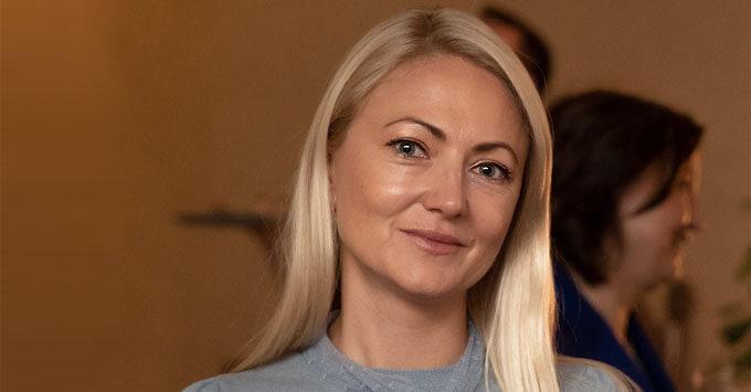 Любовь Маляревская вошла в число финалисток конкурса EY «Деловые женщины 2021»
