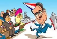 Франция выпендривалась с санкциями против России себе в убыток