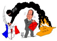 Франция поддерживала терроризм против себя