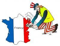 Настоящий враг Франции Госдеп с хозяином