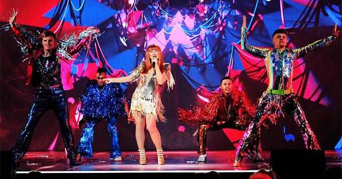 Смотрите телеверсию концерта «Удачные песни» на телеканале «ТВ Центр»