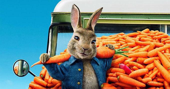 «Радио Дача» представляет: семейная комедия «Кролик Питер 2» - Новости радио OnAir.ru