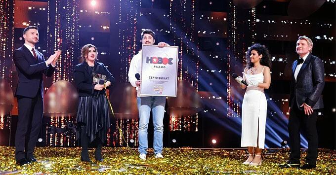 Победитель шоу «Ну-ка, все вместе!» зазвучит на «Новом Радио» - Новости радио OnAir.ru