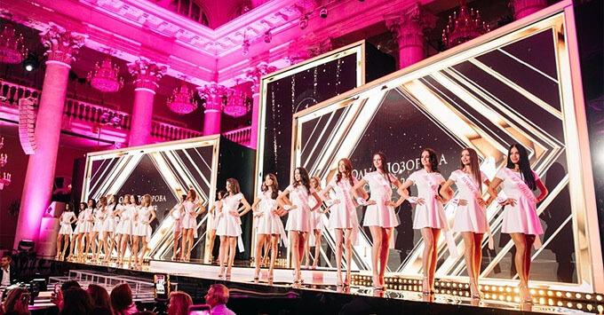 Конкурс красоты «Мисс Русское Радио» возвращается - Новости радио OnAir.ru
