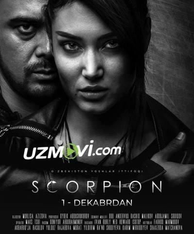 Skorpion Uzbek kino o'zbek film premyera Skarpion Scarpion