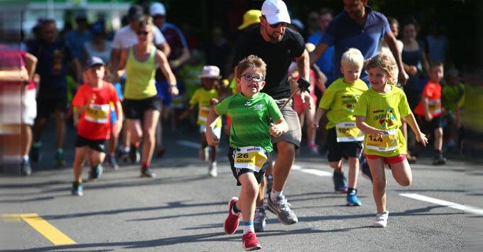 Детское радио в Санкт-Петербурге проводит конкурс для юных любителей бега - Новости радио OnAir.ru