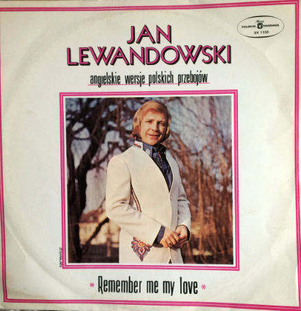 Jan Lewandowski – Remember Me My Love(1974)